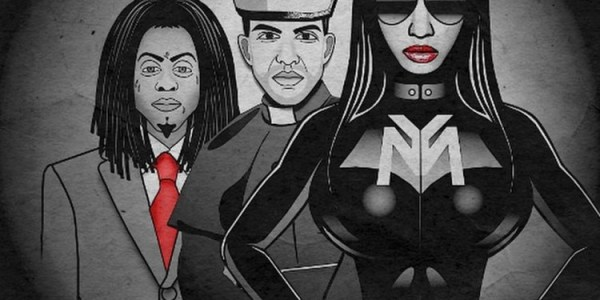 "Nicki Minaj feat. Lil Wayne, Drake & Chris Brown – ""Only"" [New Music]"