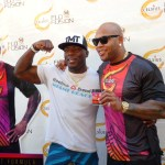 Exclusive Coverage: Flo Rida Launches New Fitness Product At GNC In South Beach