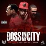 "(New Music Alert) King Hendricks x Sauce Walka x Beat King ""Boss In My City"""