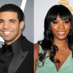 Get A Room! Rapper Drake Caught Slobbing Down Serena Williams in A Club