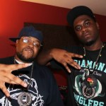 Big Sant Performs at Big K.R.I.T.'s Sold Out Kritically Acclaimed Tour in ATL!