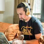 Pre-Grammy Interview: Lin-Manuel Miranda Speak of his 90's Rap Influence