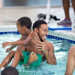 Photo Alert: Ludacris Love The Kids, Gets Them Ready for National Water Safety Month