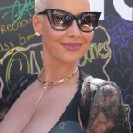 "Amber Rose Celebrates 2nd Year of ""SlutWalk"" Event with MX Fusion Moscato"