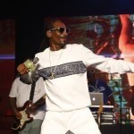 [PHOTOS] Snoop Dogg Is Seen On Stage At SIR Studios In Hollywood Performing Hits From DoggyStyle and His New Album Coolaide