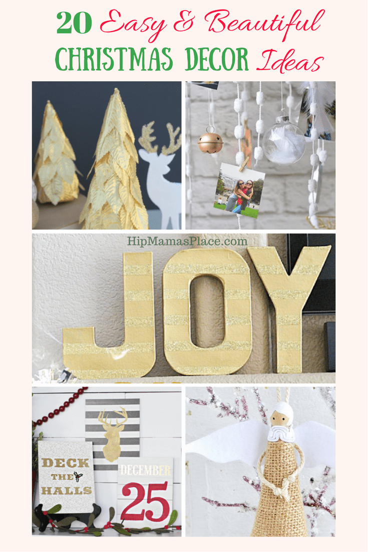 Maison Decor Valladolid 20 Easy Beautiful Christmas Decor Ideas