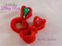 Pipe Cleaner Rings Tutorial | Hip N' Creative