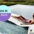Goa itinerary 3 day