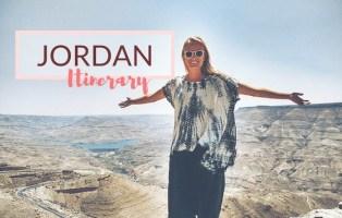 Perfect 10 Day Jordan Itinerary