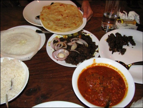 monsoon food in Goa