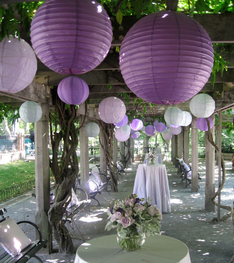 Salon De Jardin Orlando Decorating With Paper Lanterns | Hippojoy's Blog