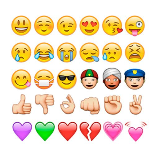 You\u0027ve been using these emojis all wrong