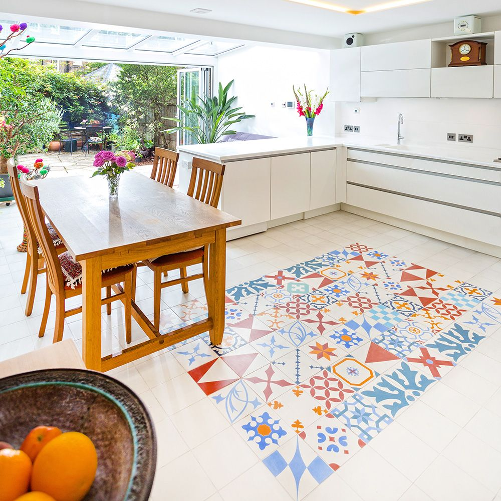 How To Decorate A Home With Tiles
