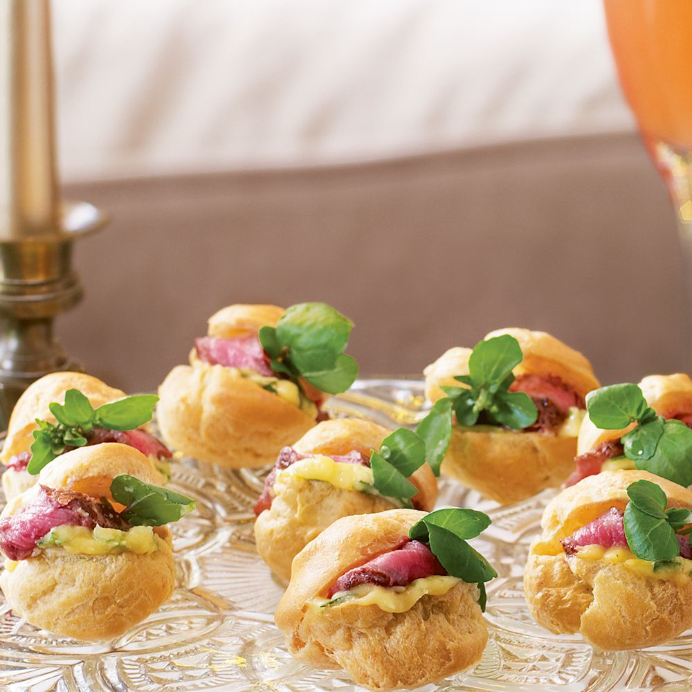 Canapés Wraps Best Canapé Recipes 55 Of The Best