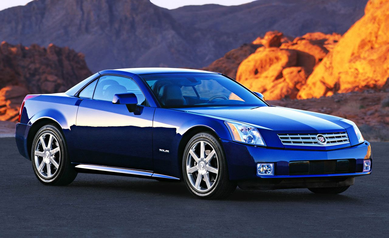 Sons Of Anarchy Quote Wallpaper 2004 Cadillac Xlr First Drive Review Reviews Car And