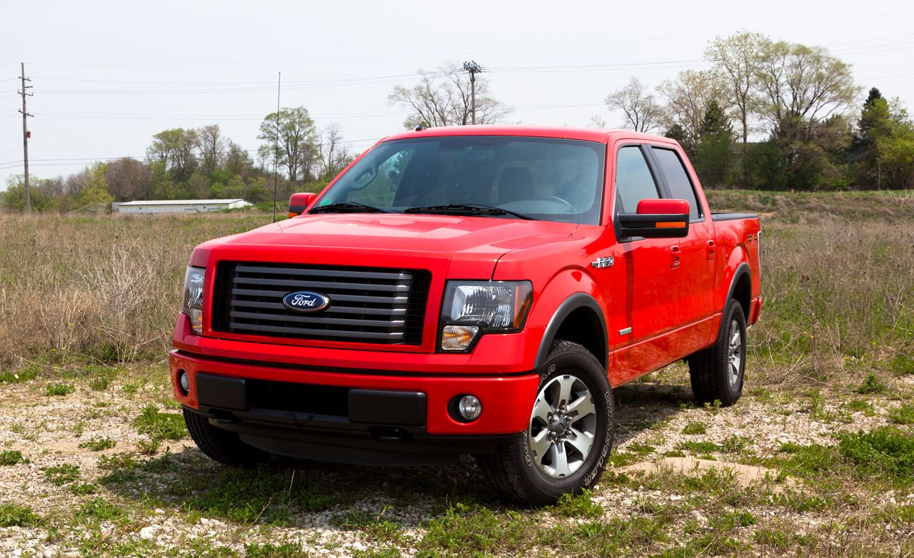 Ford F150 4x4 2011 Ford F 150 Fx4 Supercrew 4x4 Ecoboost V6 Road Test 8211
