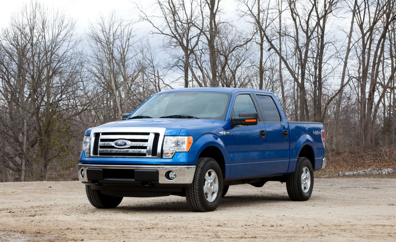 Ford F150 4x4 2011 Ford F 150 Xlt Supercrew 4x4 5 V8 8211 Review 8211