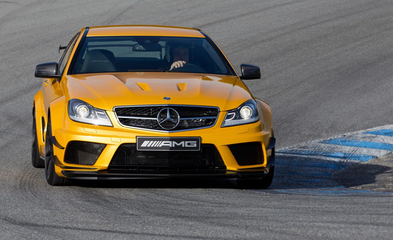 Quote Wallpaper Drive 2012 Mercedes Benz C63 Amg Coupe Black Series