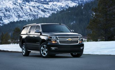 2015 Chevrolet Suburban First Drive | Review | Car and Driver