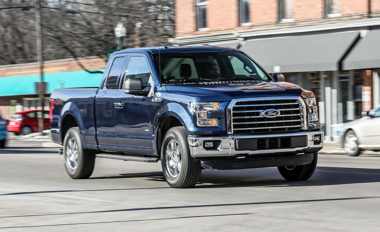 Ford F150 4x4 2015 Ford F 150 2 7 Ecoboost 4x4 Test 8211 Review 8211 Car