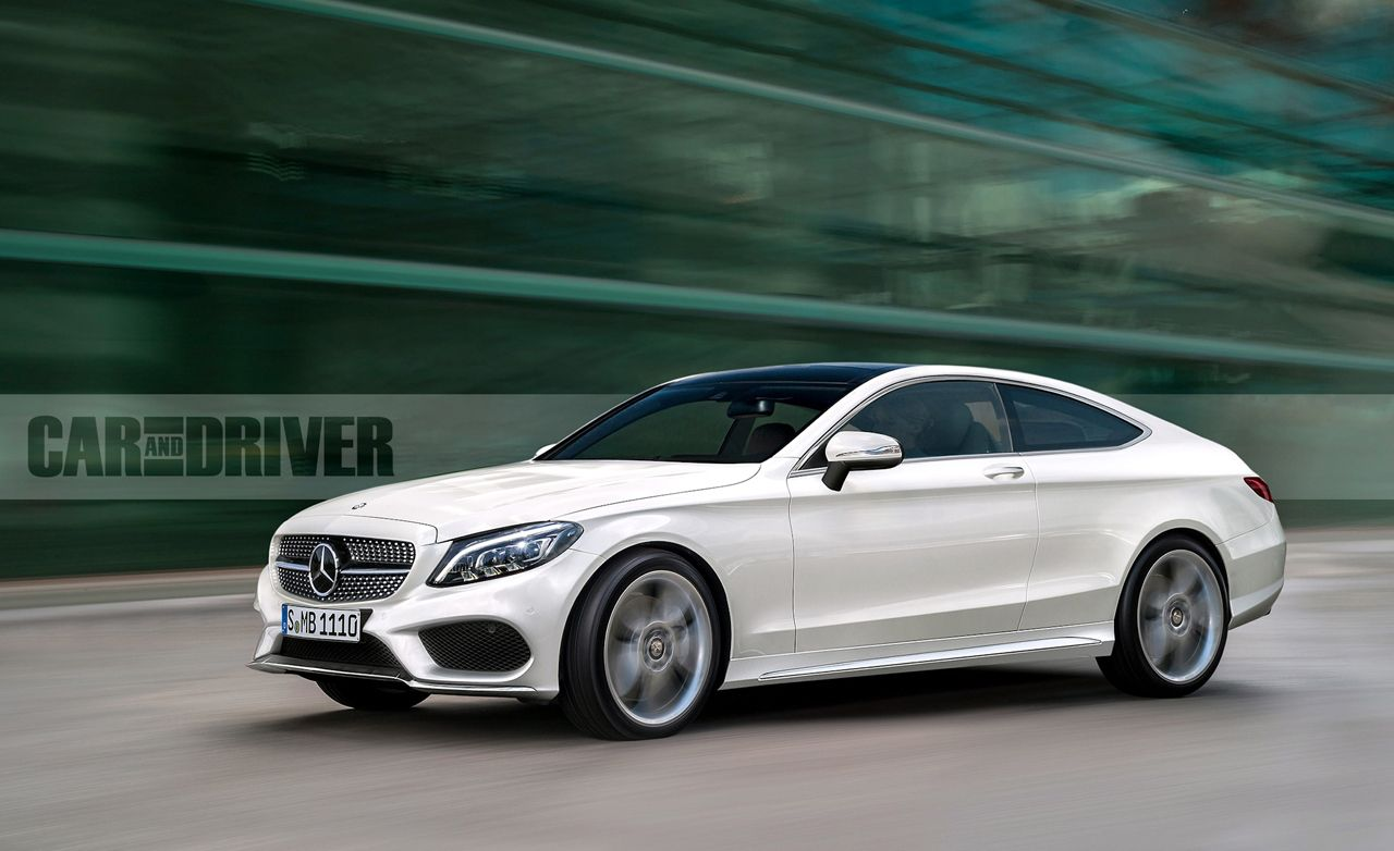 Genesis Car Wallpaper 2017 Mercedes Benz C Class Coupe 25 Cars Worth Waiting