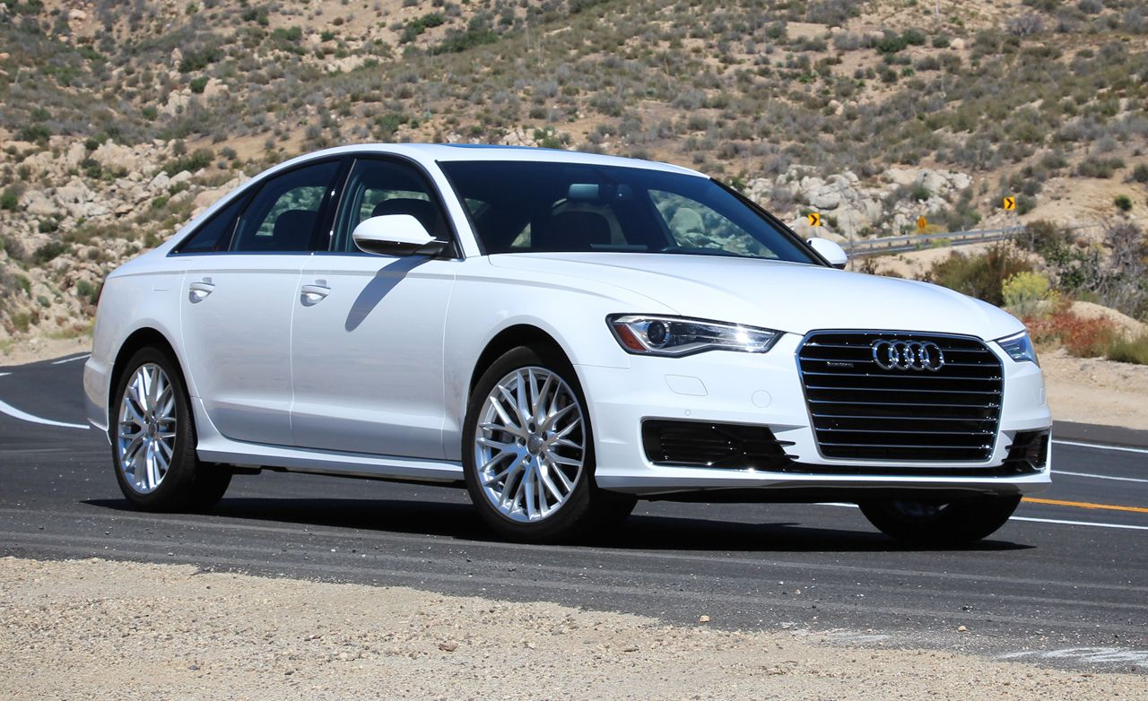 Audi A6 Quattro 2016 Audi A6 2 0t Quattro Test 8211 Review 8211 Car And Driver
