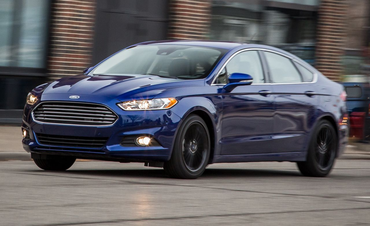 Stylish Car Wallpaper 2016 Ford Fusion Quick Take Review Car And Driver