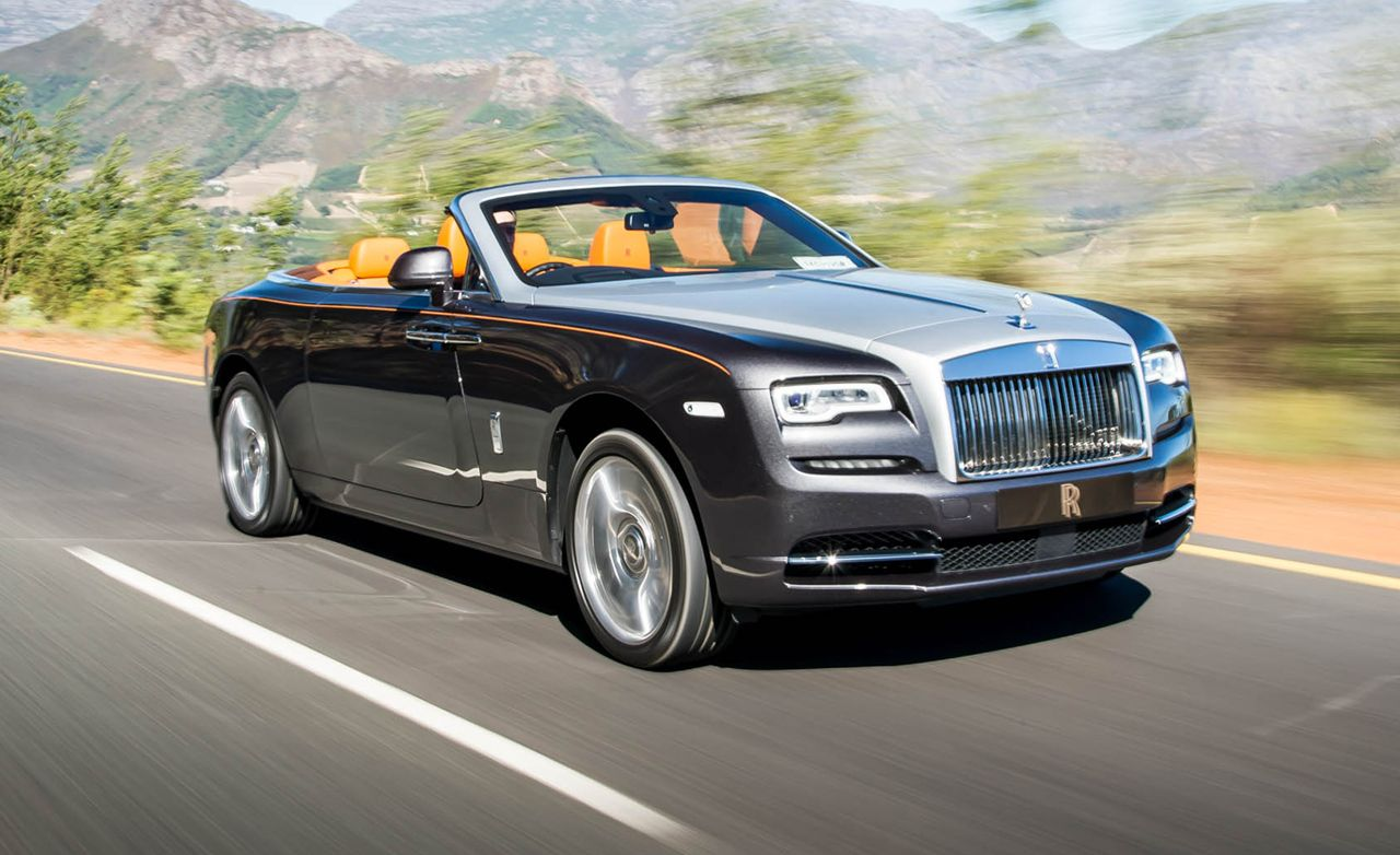 Royal Royce Car Hd Wallpaper 2016 Rolls Royce Dawn First Drive Review Car And Driver