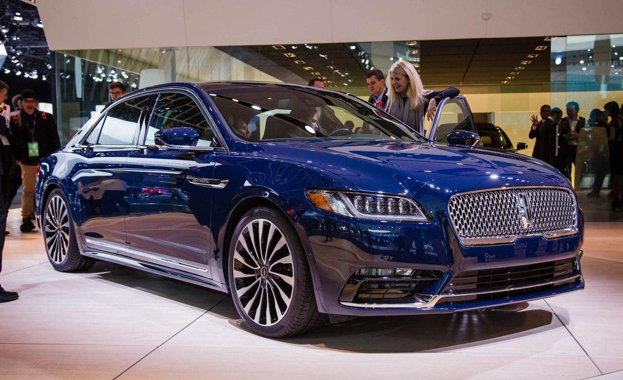 Lincoln Town Car 2015 Wallpapers 2017 Lincoln Continental Photos And Info News Car And