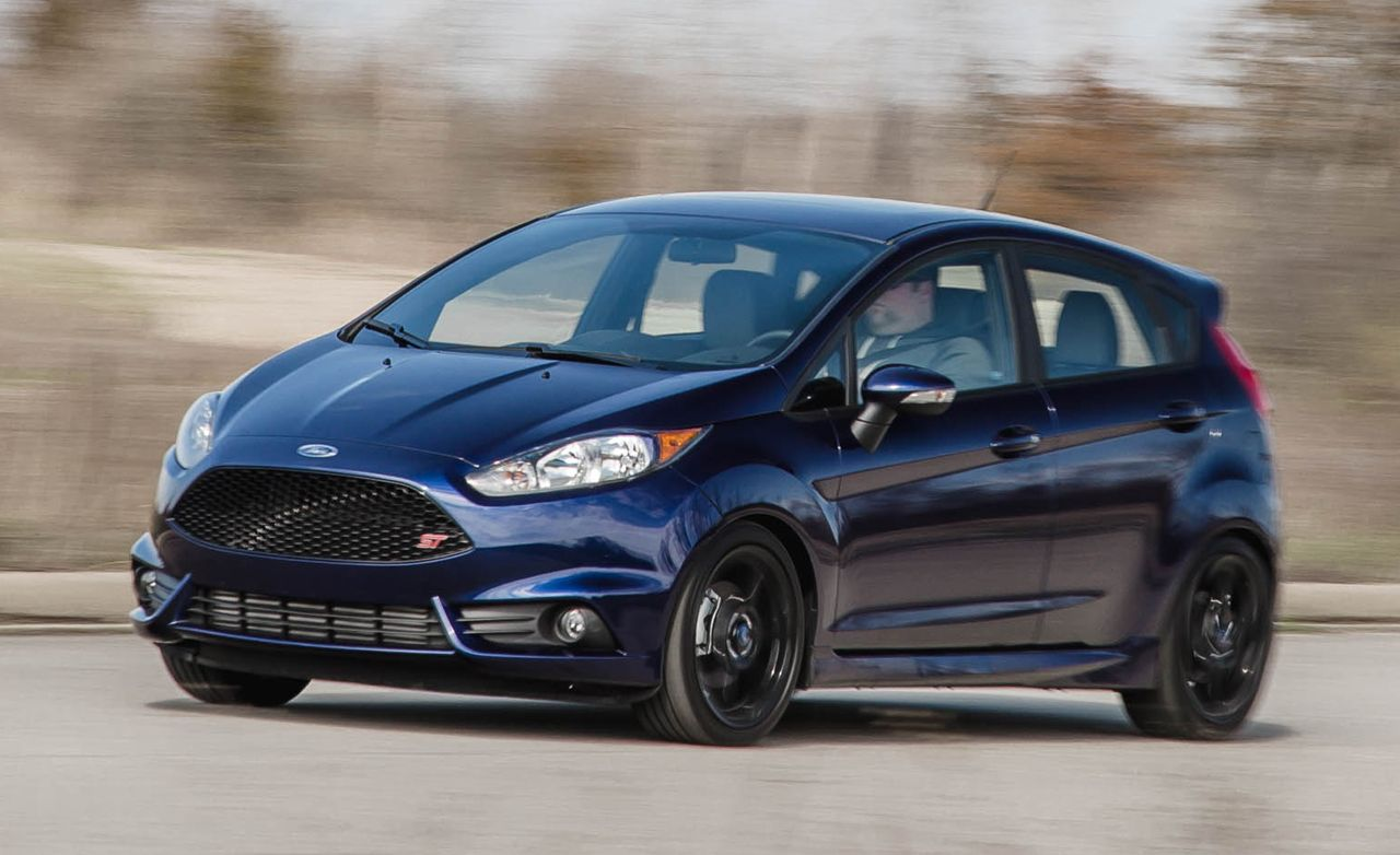 Ford Fiesta St 2016 Ford Fiesta St Quick Take Review Car And Driver