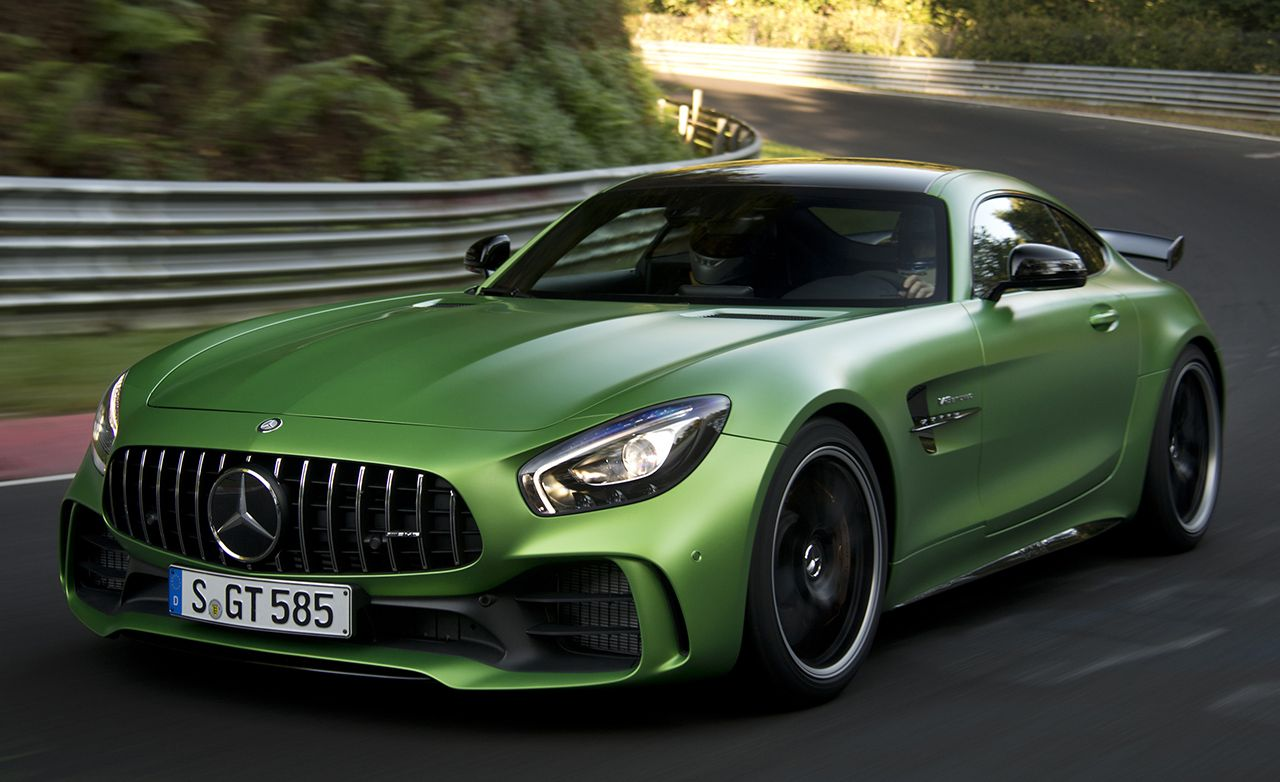 Red Devil Hd Wallpaper 2017 Mercedes Amg Gt R First Ride Review Car And Driver