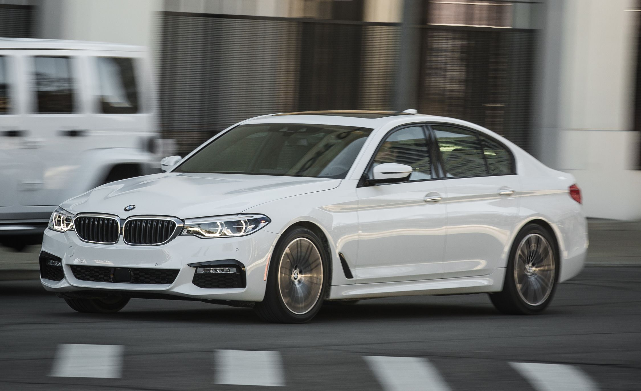 Quote Wallpaper Drive 2017 Bmw 540i Xdrive Test Review Car And Driver