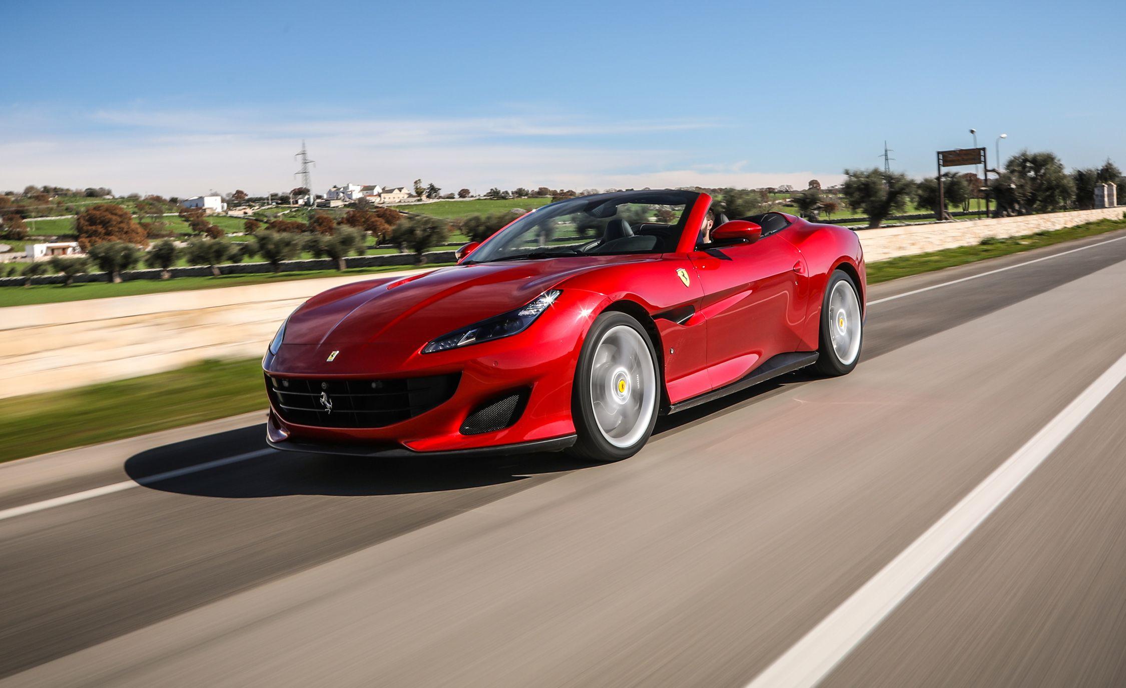 Smart Car Wallpaper 2018 Ferrari Portofino First Drive Review Car And Driver