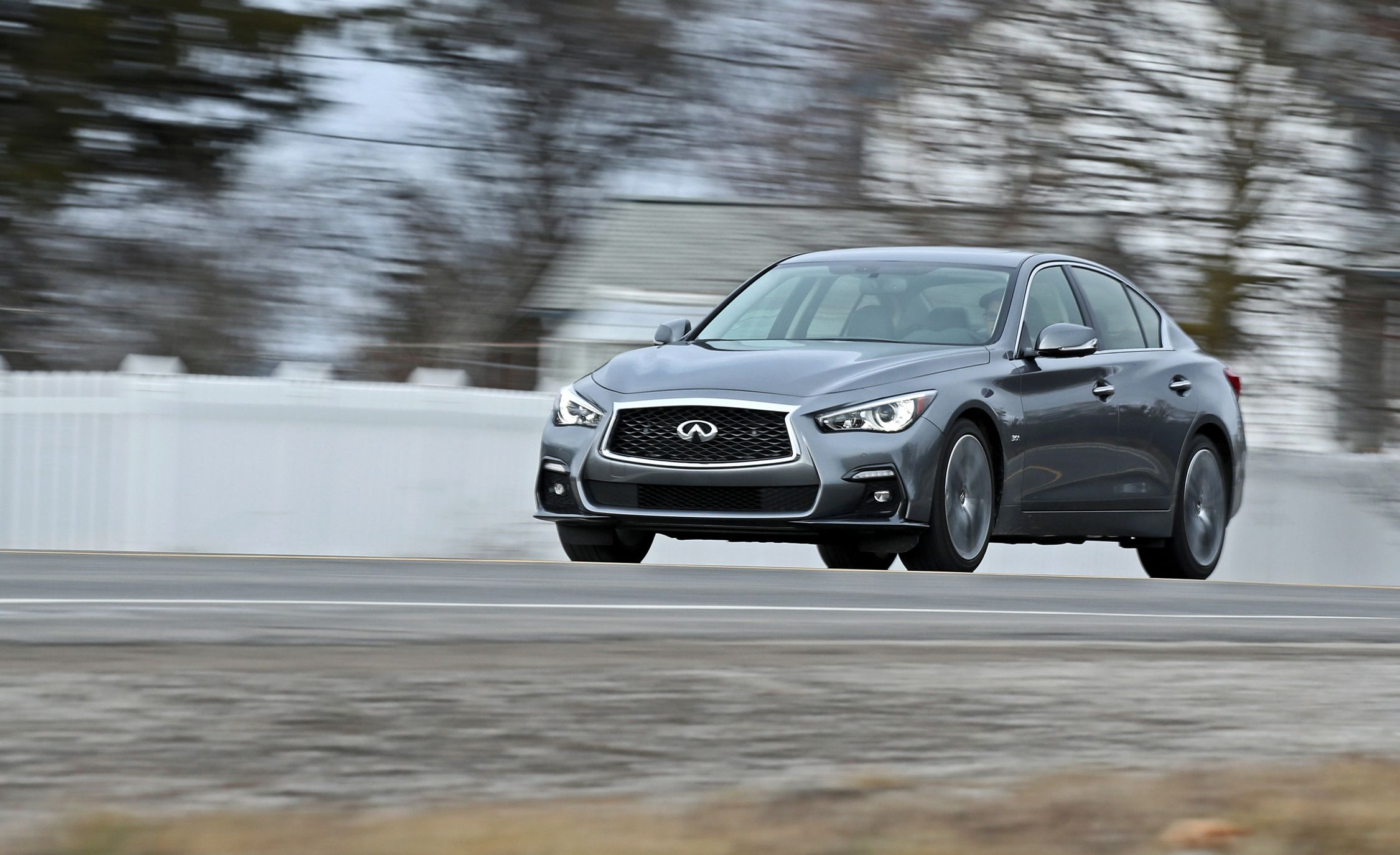 2018 Infiniti Q50 30t Awd Test Review Car And Driver