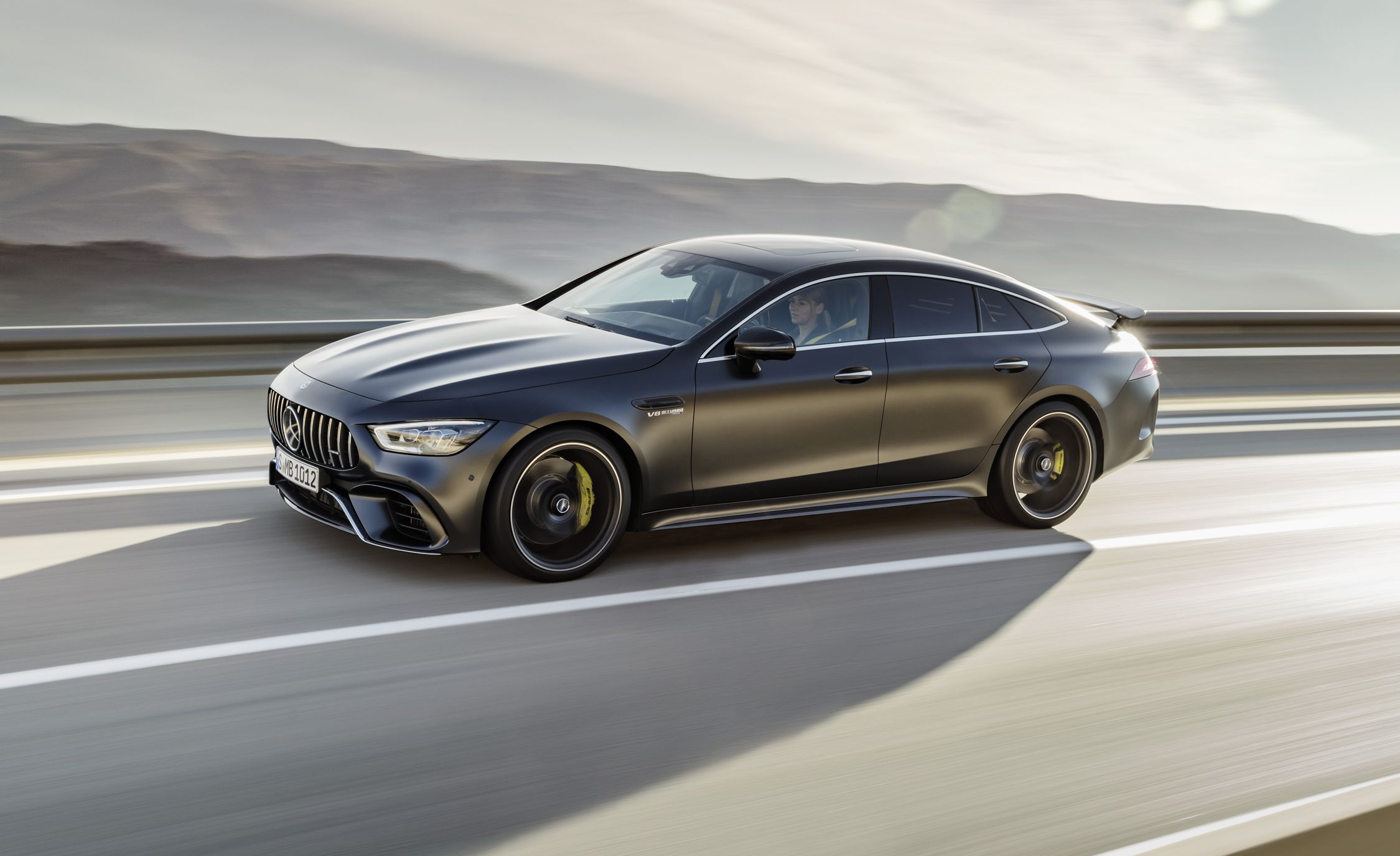 Mercedes Amg 2019 Mercedes Amg Gt 4 Door Coupe Pricing Announced