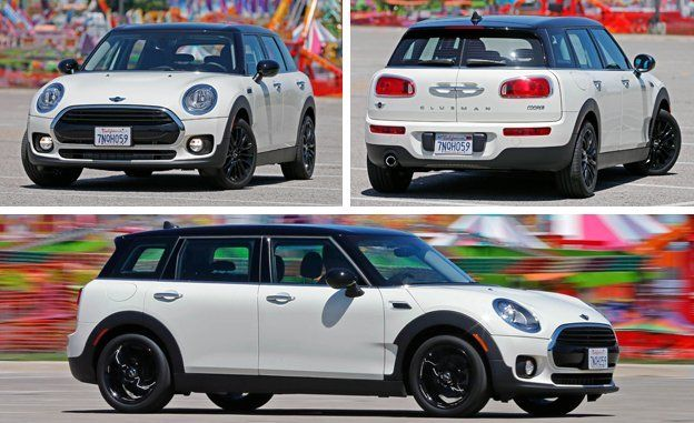 2019 Mini Cooper Clubman / S Reviews Mini Cooper Clubman / S Price