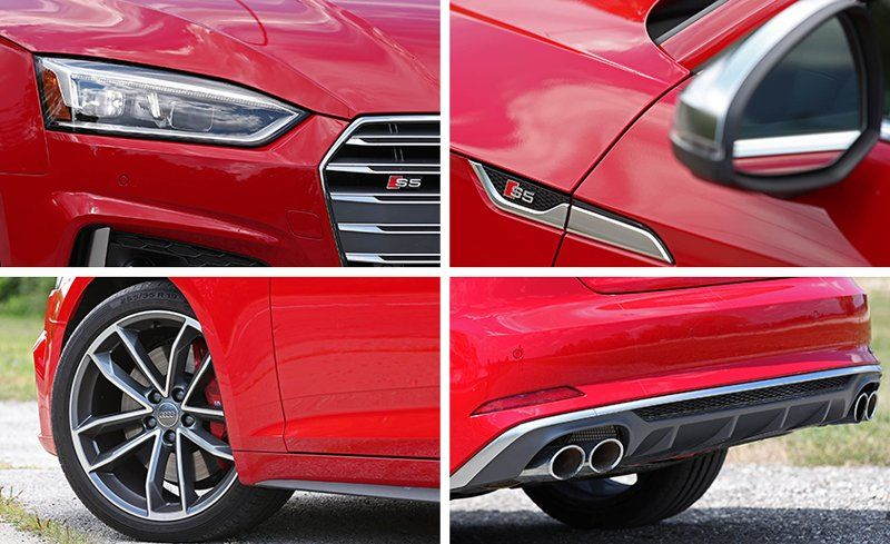 2019 Audi S5 Sportback Reviews Audi S5 Sportback Price, Photos