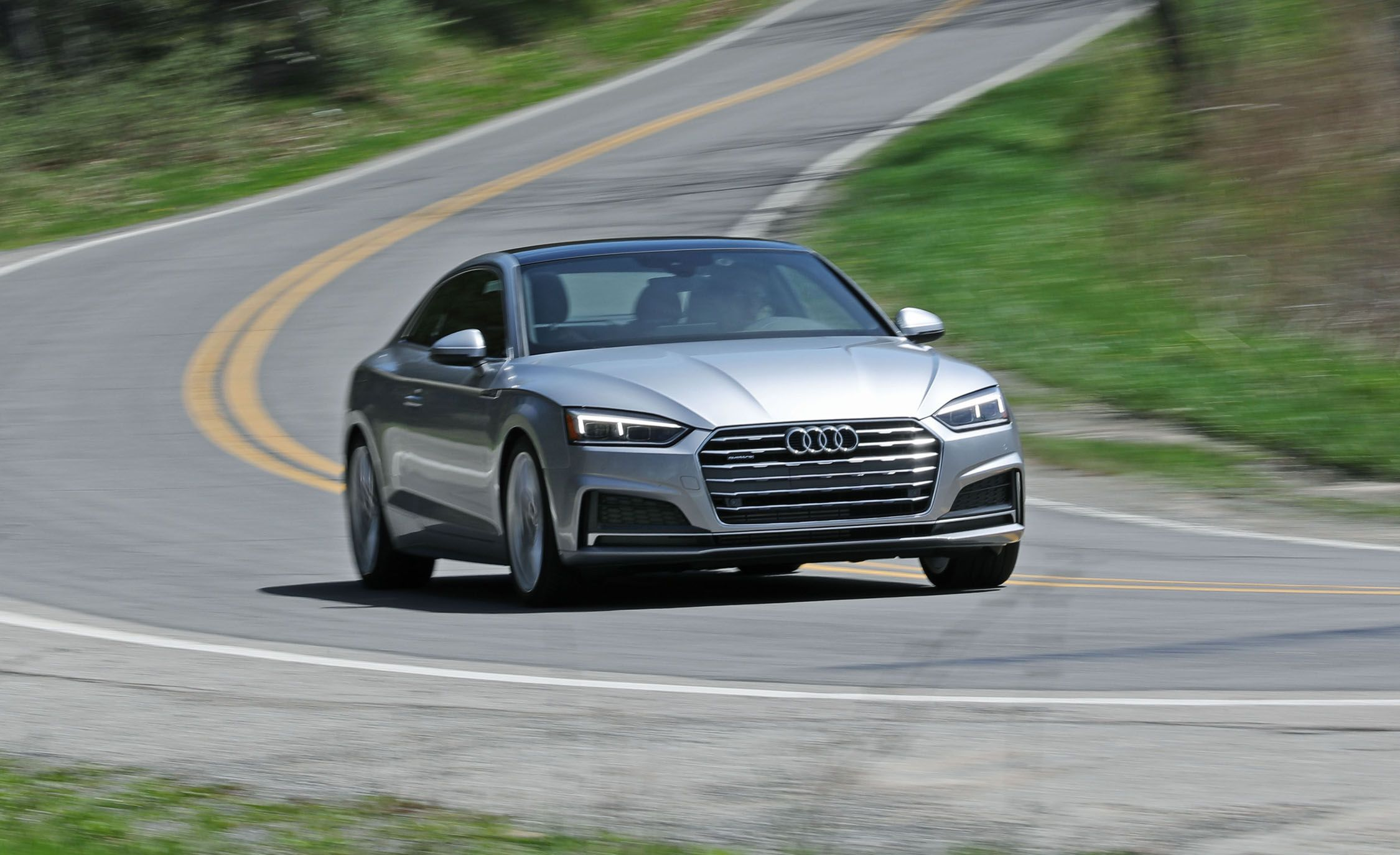 2018 Audi A5 | In-Depth Model Review | Car and Driver