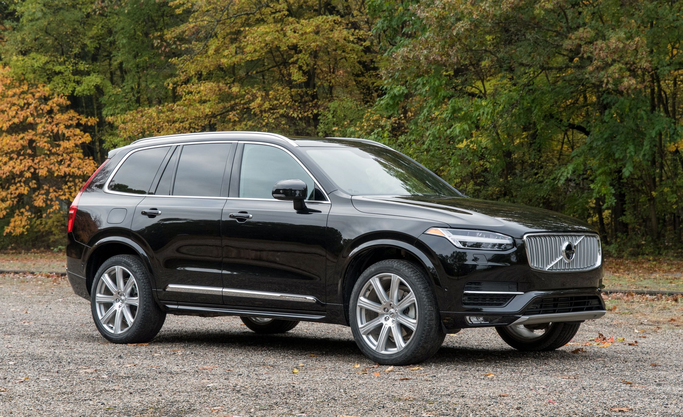 2017 Volvo XC90 | Safety and Driver Assistance Review | Car and Driver