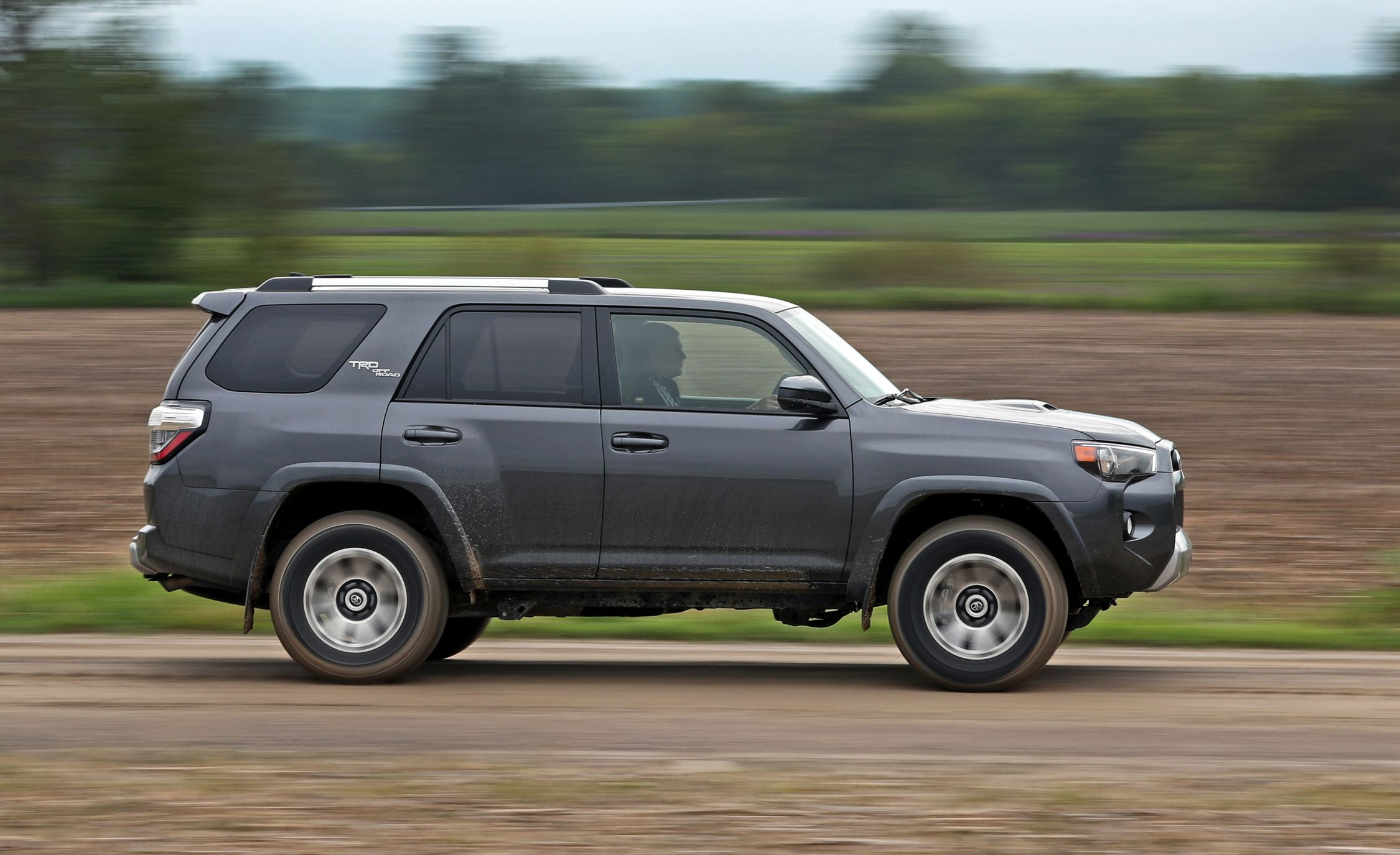 2018 Toyota 4runner Interior Review Car And Driver