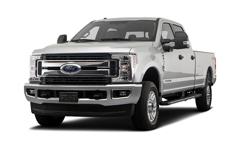 2019 Ford F-350 Super Duty Features and Specs Car and Driver
