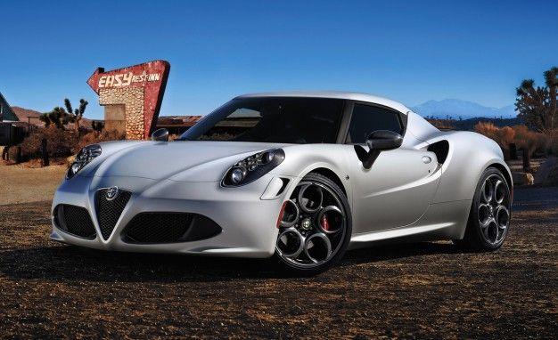 2020 Alfa Romeo 4C Reviews Alfa Romeo 4C Price, Photos, and Specs