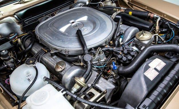 Mercedes 450 Slc Engine Diagram - Simple Wiring Diagram Schema