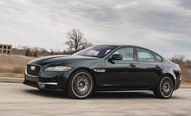 2019 Jaguar XF Reviews Jaguar XF Price, Photos, and Specs Car