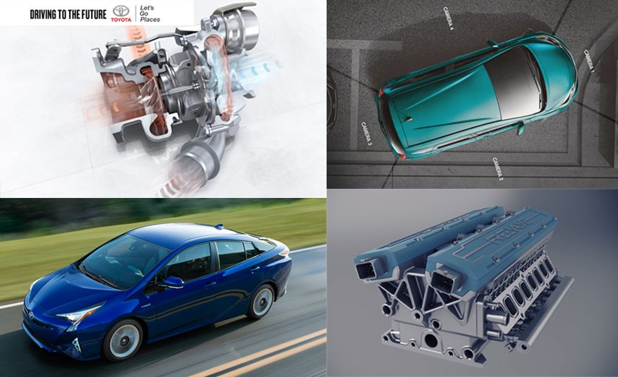 10 Cutting-Edge Auto Technologies Setting a New Standard