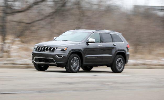 Jeep Grand Cherokee Reviews Jeep Grand Cherokee Price, Photos, and