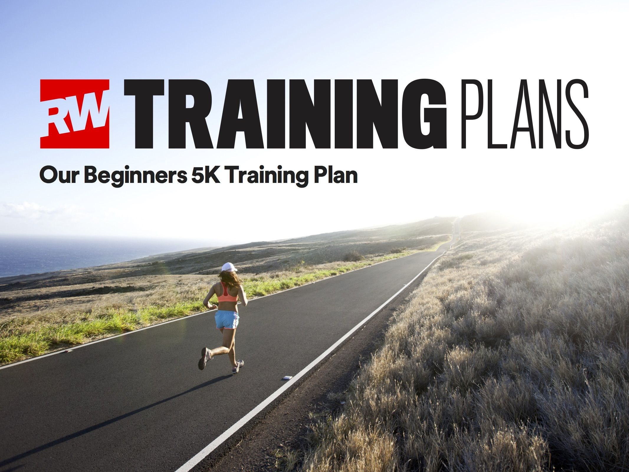 Couch To 5k Xls Six Week Beginner 5k Schedule