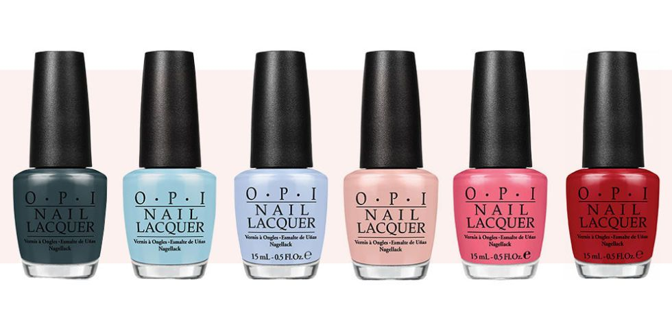 15 Best Opi Nail Polish Colors For 2018 Top Selling Opi