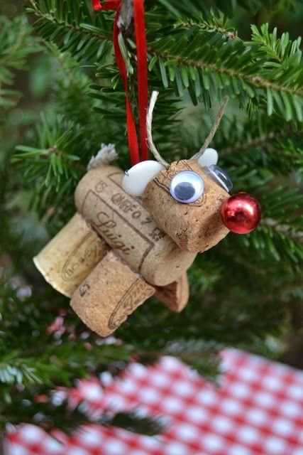 62 Homemade Christmas Ornaments - DIY Crafts with Christmas Tree