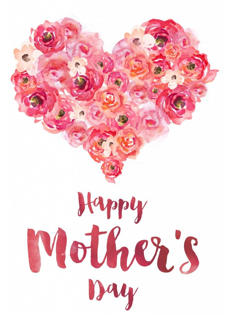 20 Cute Free Printable Mothers Day Cards - Mom Cards You Can Print - mother s day cards